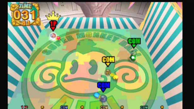 Super Monkey Ball Deluxe Screenshot 1