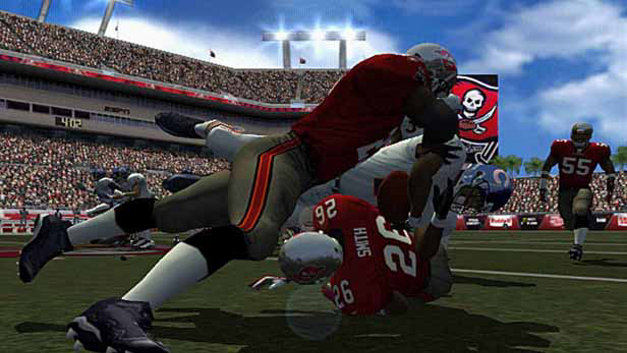 ESPN NFL 2K5 Screenshot 4