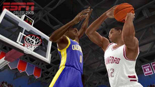 ESPN College Hoops 2K5 Screenshot 2