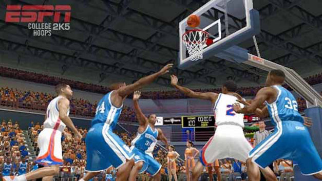 ESPN College Hoops 2K5 Screenshot 4