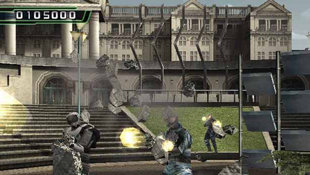 Time Crisis: Crisis Zone Screenshot 3