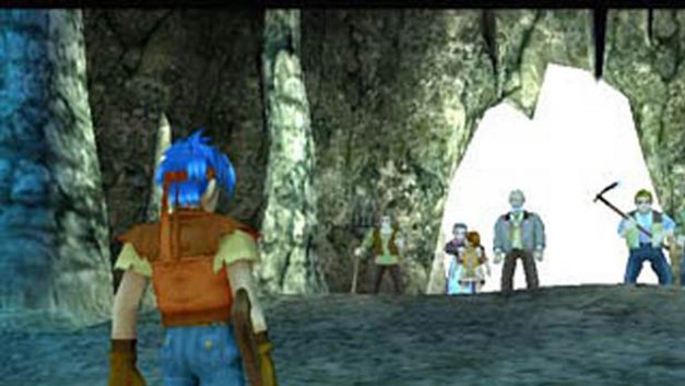 Wild Arms Alter Code: F Screenshot 4