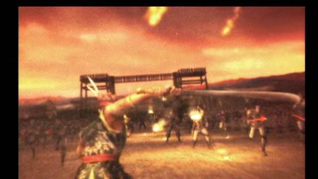 Dynasty Warriors 4: Empires Screenshot 1