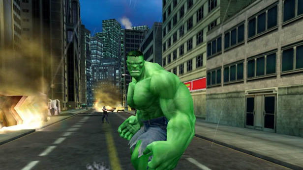 Image result for Incredible Hulk: Ultimate Destruction
