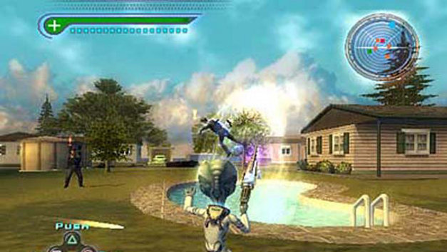 Destroy All Humans! Screenshot 4