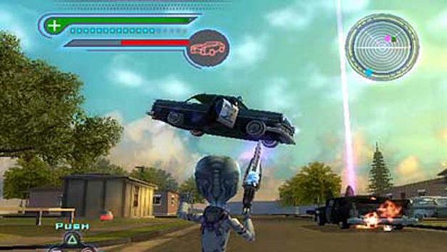 Destroy All Humans! Screenshot 1
