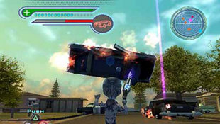 Destroy All Humans! Screenshot 2