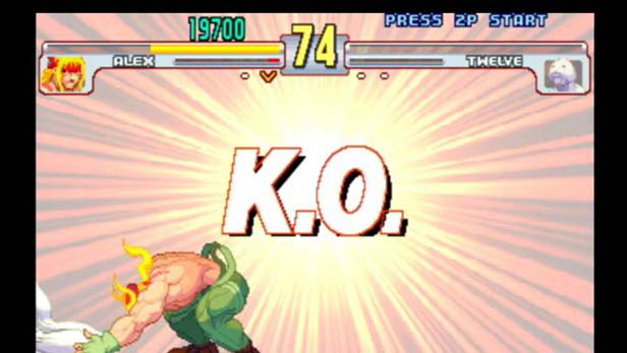 Street Fighter Anniversary Collection Screenshot 10