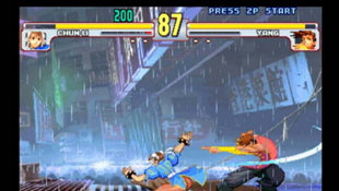 Street Fighter Anniversary Collection Screenshot 11