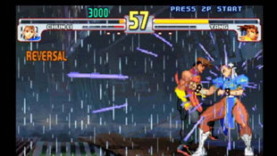 Street Fighter Anniversary Collection Screenshot 12