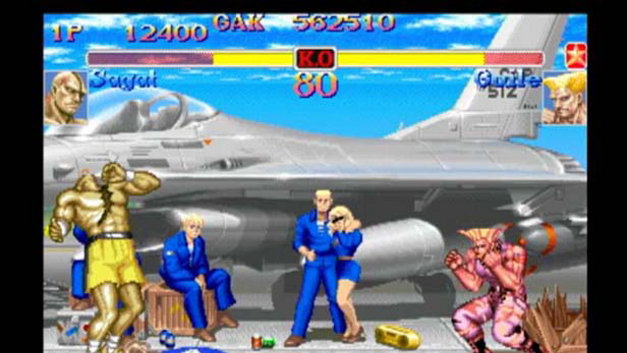 Street Fighter Anniversary Collection Screenshot 13