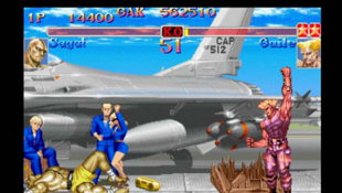 Street Fighter Anniversary Collection Screenshot 14