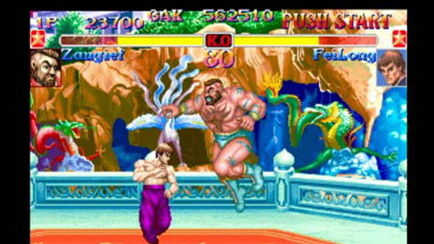 Street Fighter Anniversary Collection Screenshot 16