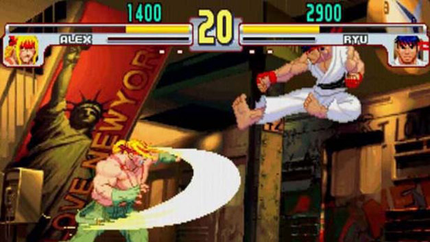 Street Fighter Anniversary Collection Screenshot 19