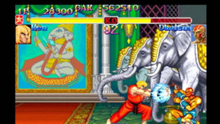 Street Fighter Anniversary Collection Screenshot 3