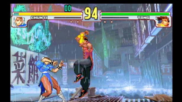 Street Fighter Anniversary Collection Screenshot 4