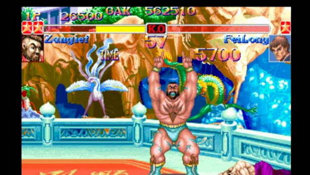 Street Fighter Anniversary Collection Screenshot 5