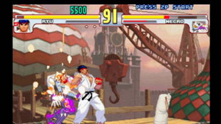 Street Fighter Anniversary Collection Screenshot 6