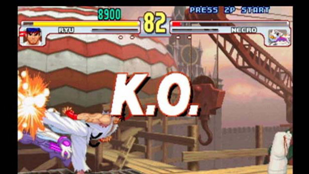 Street Fighter Anniversary Collection Screenshot 7