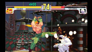 Street Fighter Anniversary Collection Screenshot 9