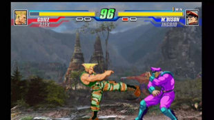 Capcom Fighting Evolution Screenshot 3