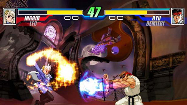 Capcom Fighting Evolution Screenshot 4