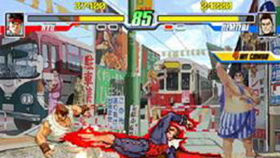 Capcom Fighting Evolution Screenshot 5