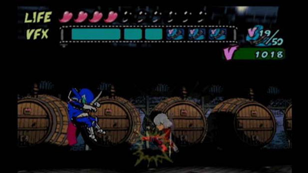 Viewtiful Joe Screenshot 4