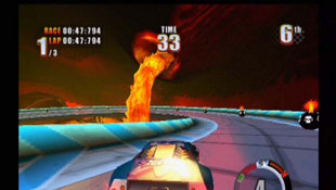 Hot Wheels Stunt Track Challenge Screenshot 2