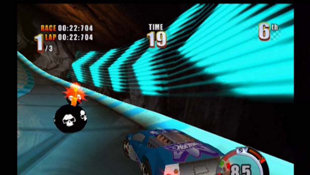 Hot Wheels Stunt Track Challenge Screenshot 3
