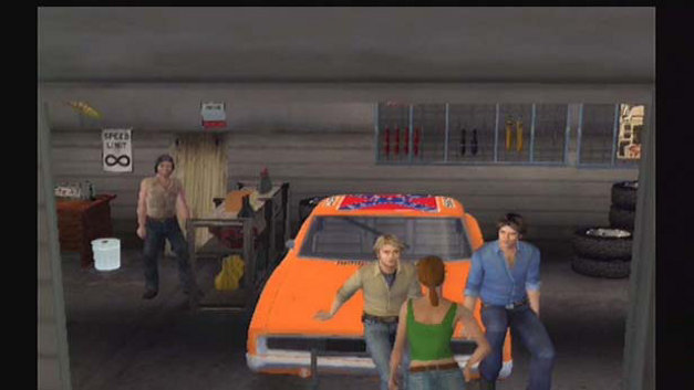 The Dukes of Hazzard: Return of the General Lee Screenshot 1