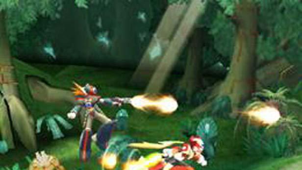Mega Man X8 Game   PS2 - PlayStation