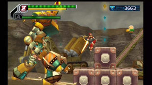 Mega Man X8 Screenshot 6