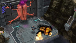 Neo Contra Screenshot 5