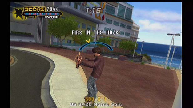 Tony Hawk's Underground 2 Screenshot 1