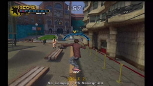 Tony Hawk's Underground 2 Screenshot 2