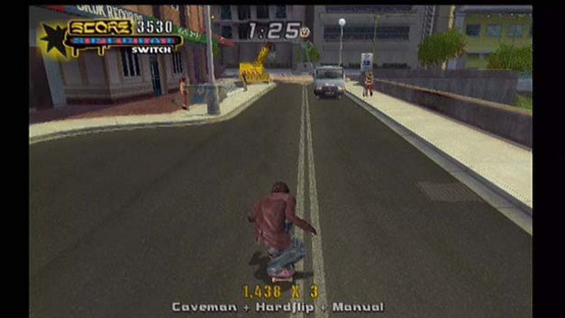 Tony Hawk's Underground 2 Screenshot 4