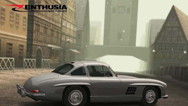Enthusia Professional Racing Screenshot 1