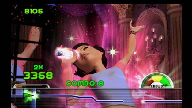 Karaoke Revolution 2 Screenshot 1