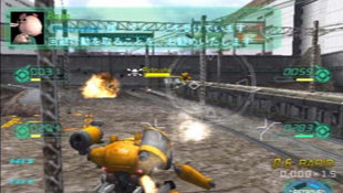 S.L.A.I.: Steel Lancer Arena International Screenshot 3