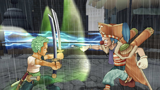 One Piece: Grand Battle Screenshot 1
