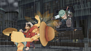 One Piece: Grand Battle Screenshot 2