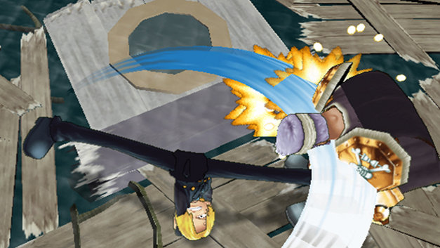 One Piece: Grand Battle Screenshot 4