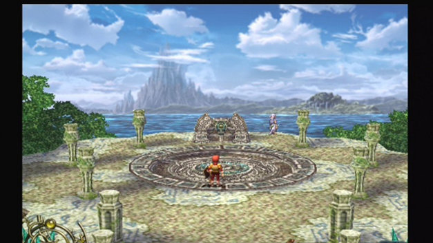 Ys: The Ark of Napishtim Screenshot 1