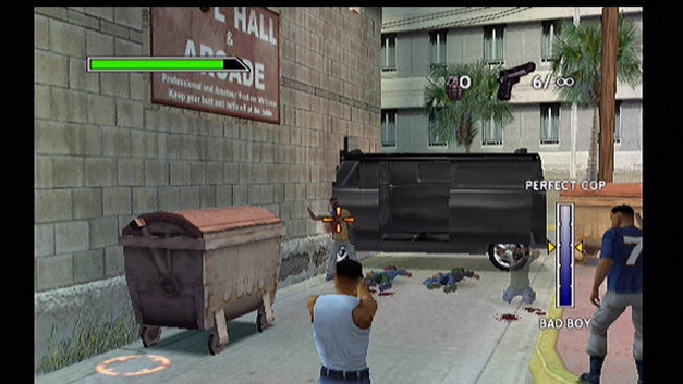 Bad Boys: Miami Takedown Screenshot 4