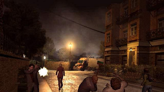 Resident Evil Outbreak File #2 Screenshot 1