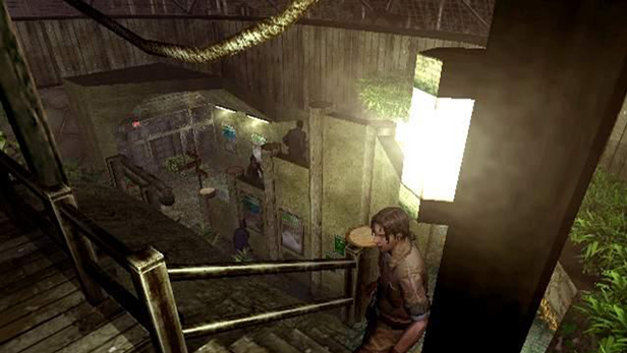 Resident Evil Outbreak File #2 Screenshot 4