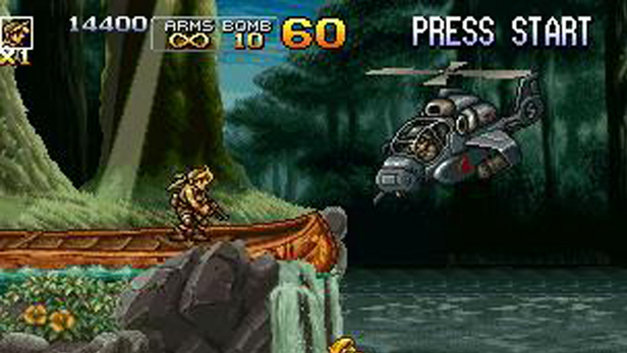 Metal Slug 4 & 5 Screenshot 10
