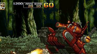 Metal Slug 4 & 5 Screenshot 11