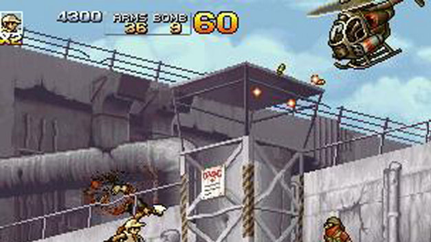 Metal Slug 4 & 5 Screenshot 13